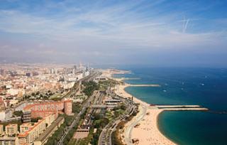 britannia robbins european removals to Spain, Spanish coastline